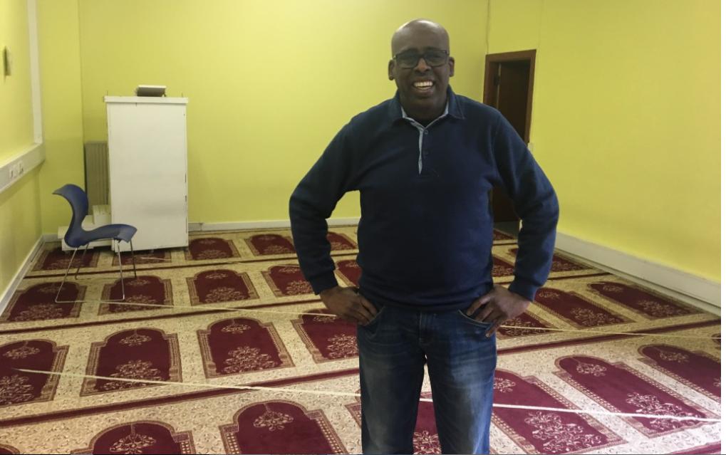 Mohamed Abdulahi i bederummet