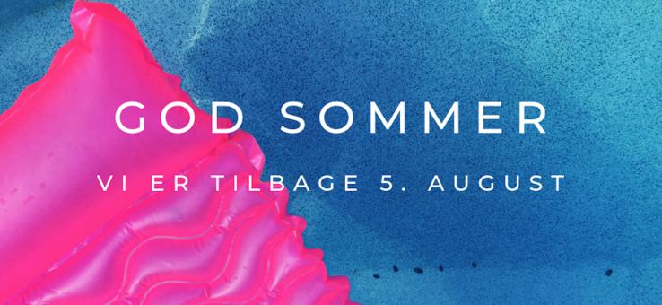 GOD SOMMER-top