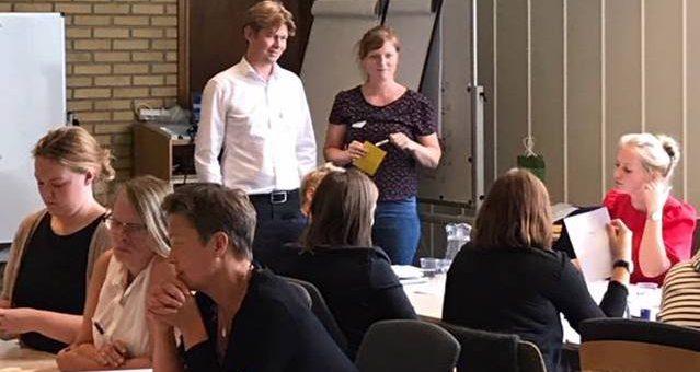 Jesper pg Signe-workshop