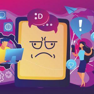 Stop digital chikane